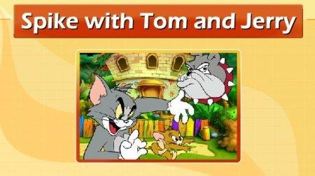 Пазл всех героев Том и Джерри играть