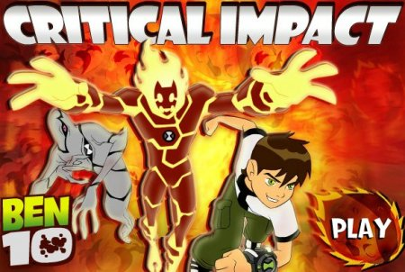 Ben 10 Critical impact играть