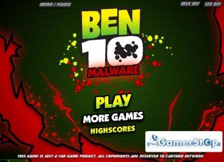 Бен 10 и его новая миссия играть