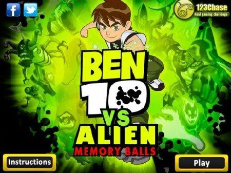 Бен 10 против инопланетных созданий играть