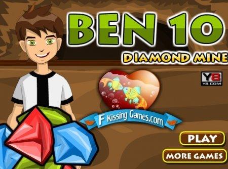Бен 10 драгоценные камни играть