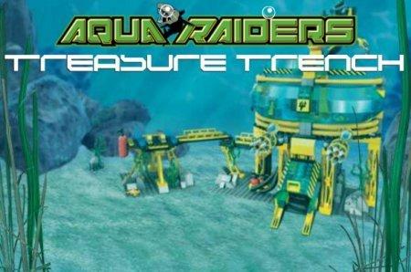 Подводный мир лего играть
