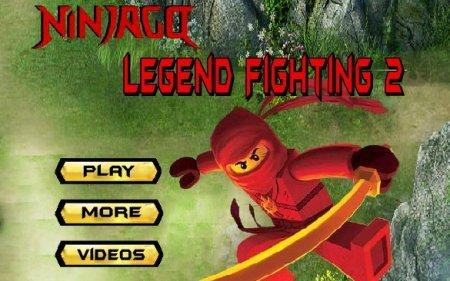 Войн Ниндзя против сил нежити играть