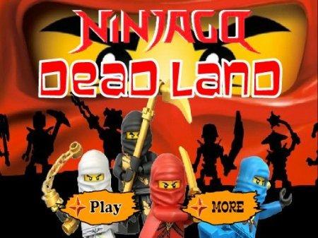 Лего Ниндзя путь смерти играть
