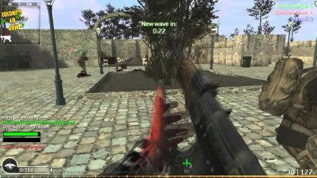Call of Duty 4 – Zombie Rotu