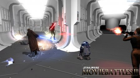 Star Wars Movie Battles 2