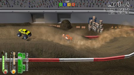 Monster Truck Racing – Extreme Offroad