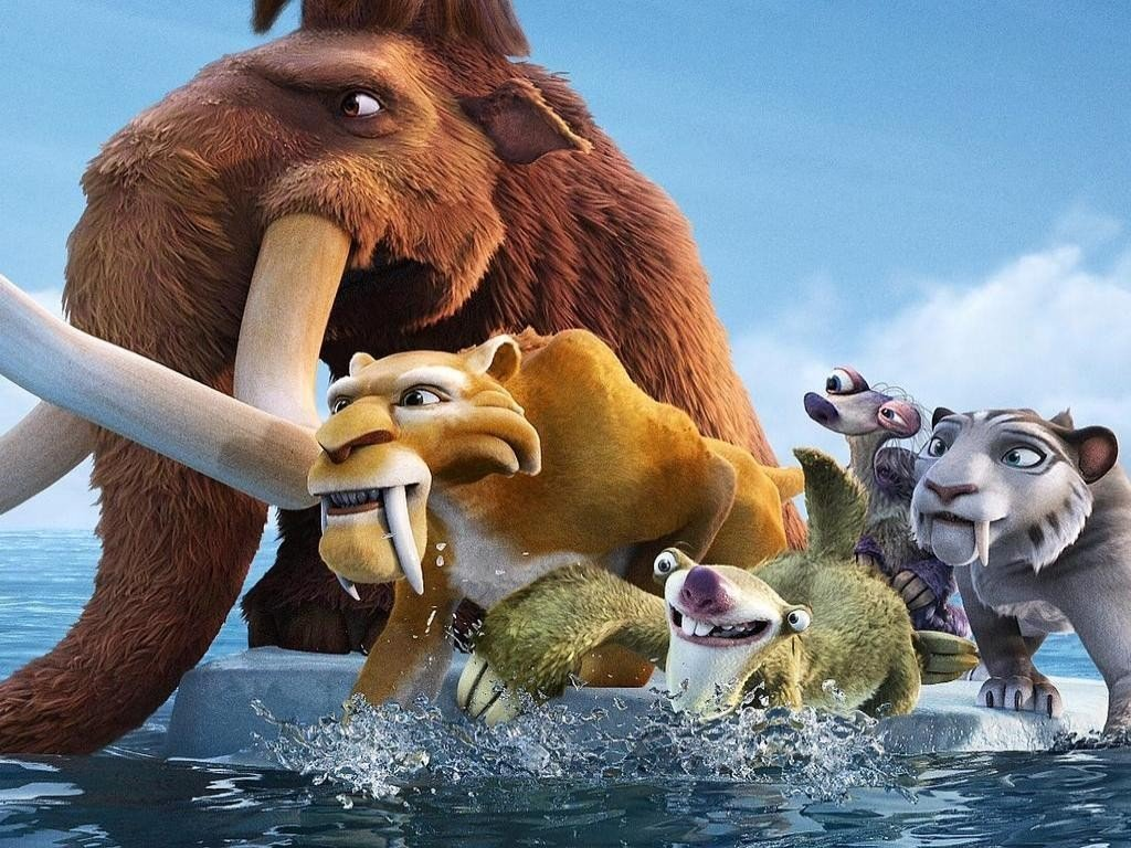 Ice age 4 continental drift - arctic games (xbox36 /russound