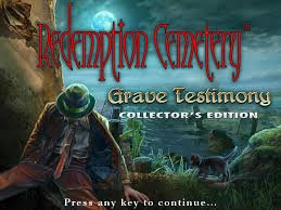 Redemption Cemetery 3: Grave Testimony CE