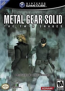 Metal Gear Solid – The Twin Snakes