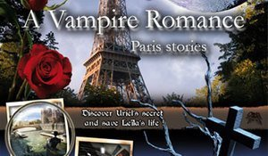 Vampire Romance: Paris Stories