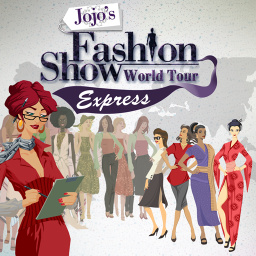 JoJos Fаshion Show 3: World Tour Express