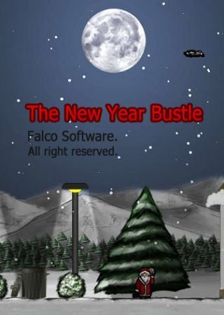 The New Year Bustle