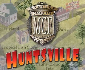 Mystery Case Files–Huntsville