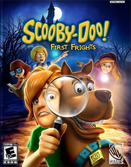 Scooby-Doo First Fright