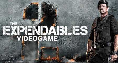 The Expendables 2: Videogame