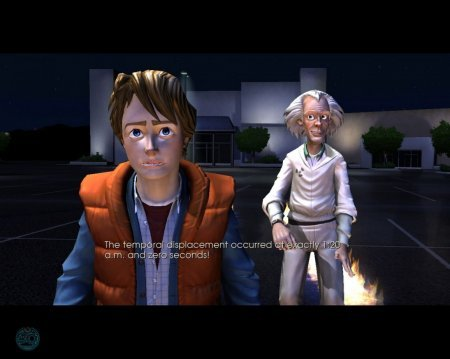 Back to Future: The Game Episode 1 It's About Time