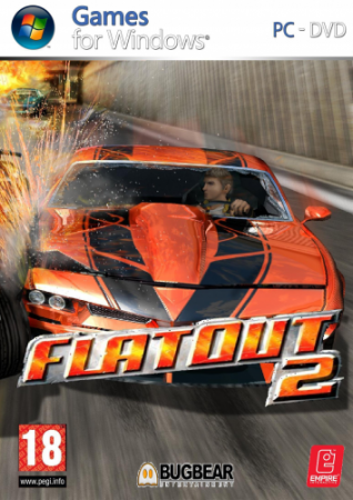 ������� Flatout 2 Forever ����� �������
