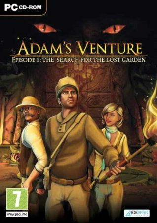 Adams Venture: The Search for the Lost Garden