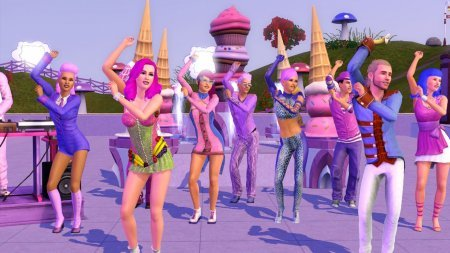 The Sims 3: Katy Perry