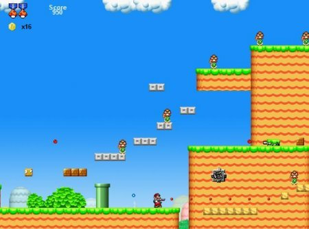 Contra Mario – Combination of Epics
