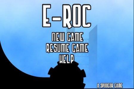 Робот E-Roc играть