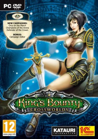 Kings Bounty: Crossworlds