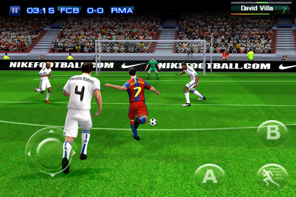 Download Game Real Football Android Apk