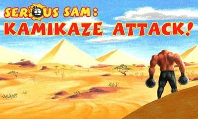 Serious Sam kamikaze attack