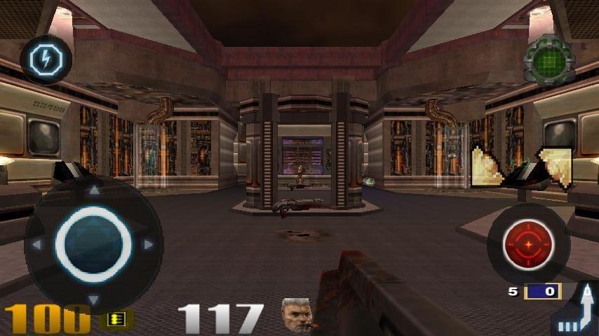 Quake 3 Андроид