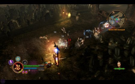 Игра Dungeon Siege 3 на компьютер