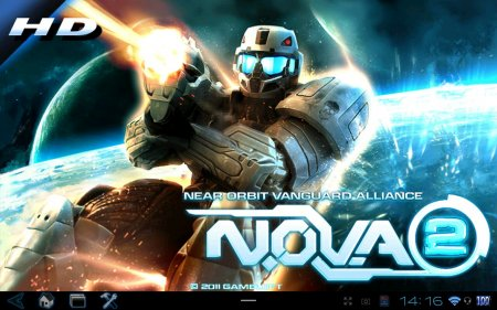 Игра NOVA 2: Near Orbit Vanguard Alliance HD