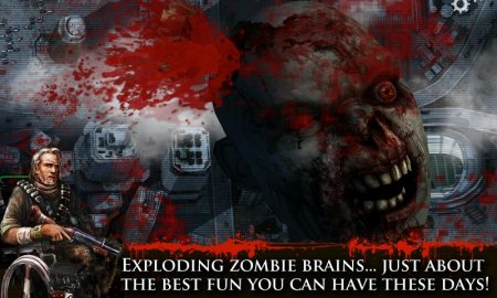 Contract killer zombies