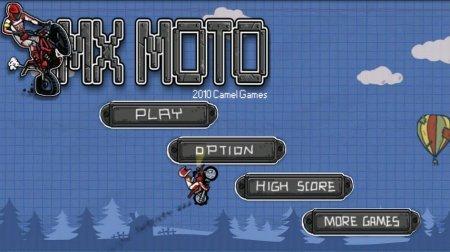 Mx moto