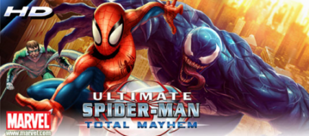 Spider man total mayhem
