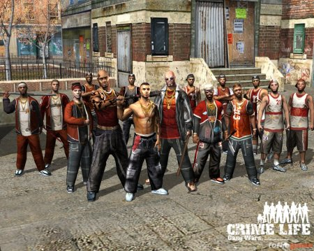 Скачать Игру Crime Life Gang Wars Торрент