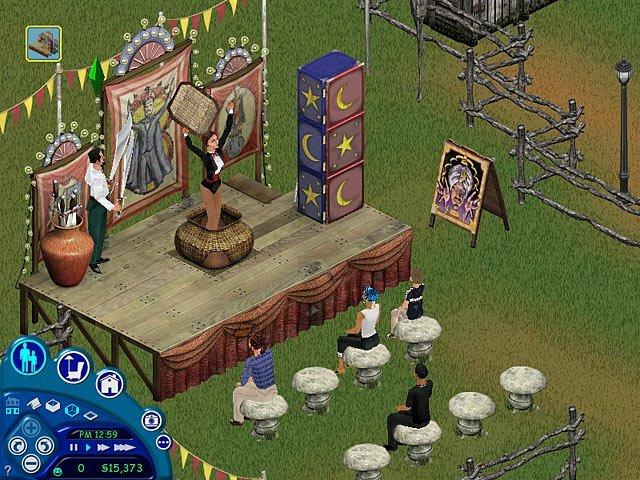 Скачать Sims Makin Magic