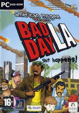 American McGee presents: Bad Day LA