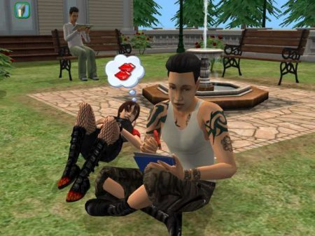 The Sims 2: University