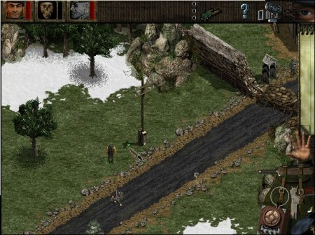 Commandos 1: Behind Enemy Lines