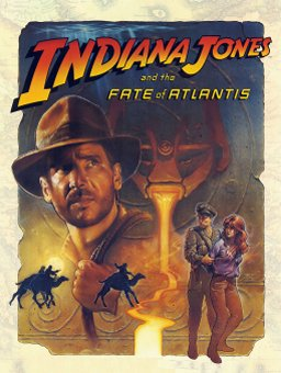 Скачать Indiana Jones and The Fate of Atlantis для компьютера