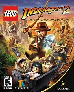 LEGO Indiana Jones 2: The Adventure Continues скачать через торрент
