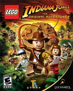 Скачать LEGO Indiana Jones: The Original Adventures через торрент