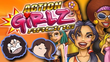 Action Girlz Racing