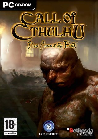 Игра Call of Cthulhu: Dark Corners of the Earth про монстров