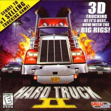 Скачать Hard Truck 2 через торрент