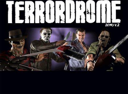 Игра Terrordrome скачать через торрент