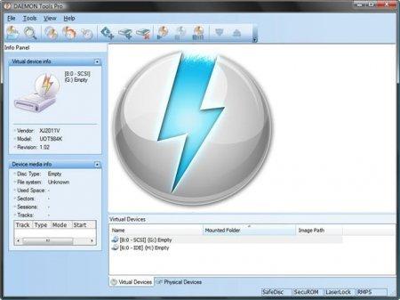 Скачать Daemon Tools Lite для windows бесплатно