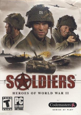 Скачать Soldiers: Heroes of World War II для компьютера