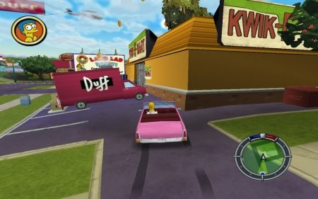 Скачать The Simpsons: Hit & Run для компьютера